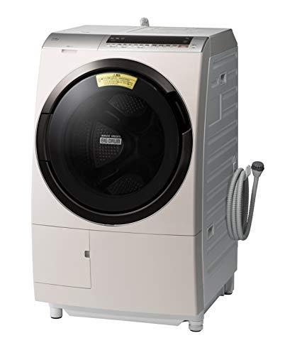 日立 ドラム式洗濯乾燥機 ビッグドラム 洗濯11kg/洗濯~乾燥6kg 左開き 液体洗剤・柔軟剤 自動投入 BD-SX110...