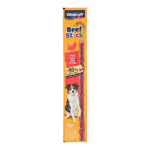 Vitakraft - Beef Stick Tacchino per Cane - 12 GR
