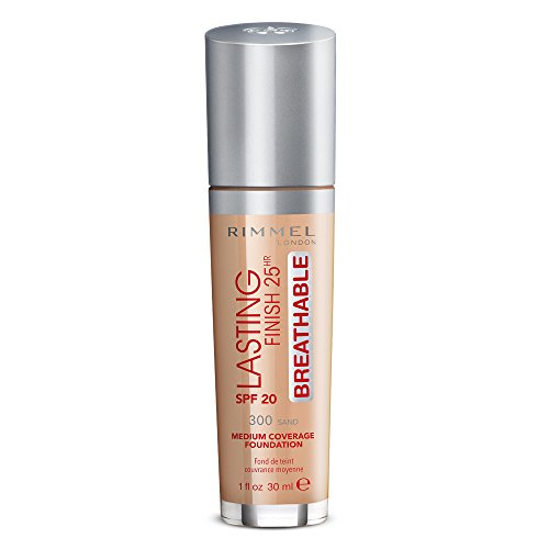 Lasting Finish Breathable Foundation 30ml - 300 Sand