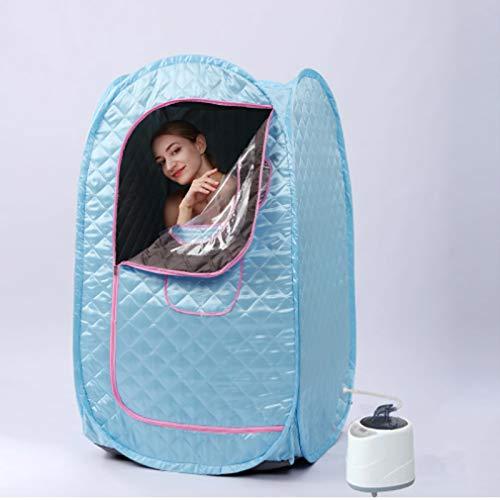 Upupto Tragbare Sauna 4.2L 2000W 110V 220V EU US-Stecker Dampferzeuger für Sauna Spa größeres Zelt verlieren Gewicht Detox Therapy Sauna Kabine