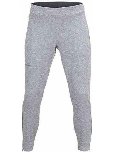 Peak Performance Damen Jogginghose Structure Joggingv Pants, XS, med grey mel