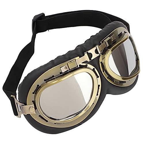 Changor Flexible Vasos, Polarizado Deportes Gafas de Sol Luz Transmitancia Sudor Absorción Ojo Esquema con Abdominales por Ciclismo Vistoso
