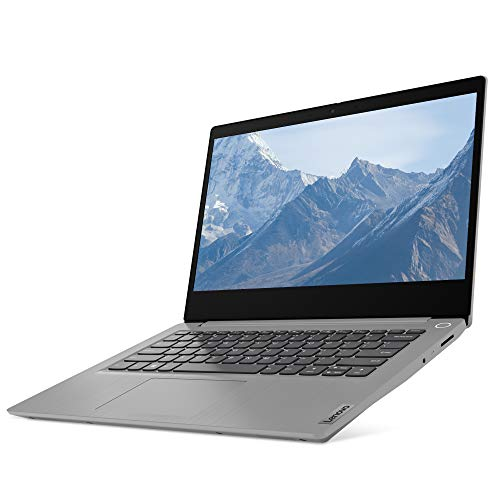 Lenovo IdeaPad 3 14 Inch FHD Laptop - (AMD Athlon Gold, 4 GB RAM, 128 GB SSD, Windows 10 S Mode) - Platinum Grey