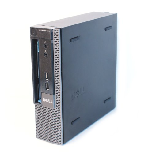 Dell Genuine 60PCH K650T NKW6Y Optiplex 790 USFF Ultra Small Form Factor Barebone Case Chassis System with Motherboard and 200W Power Supply Unit Compatible Part Numbers 60PCH, NKW6Y, C0G5T, K650T