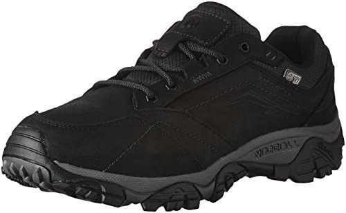Merrell Men s Moab Adventure Lace Waterproof Hiking Shoe Black 11 M US product image