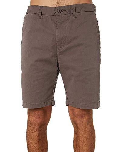 Globe Goodstock Chino Walkshort Short Homme Grey 36
