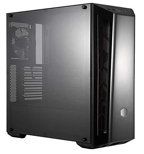 Cooler Master - MasterBox MB520 - PC behuizing (MTB ATX, 1 raam, Dark Mirror) - zwart