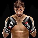 Unified Elite - Guantes de boxeo (10 onzas), color negro