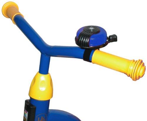 Kettler Bike Handlebar Bell Accessory, High Pitch Alert Bell for Kids...