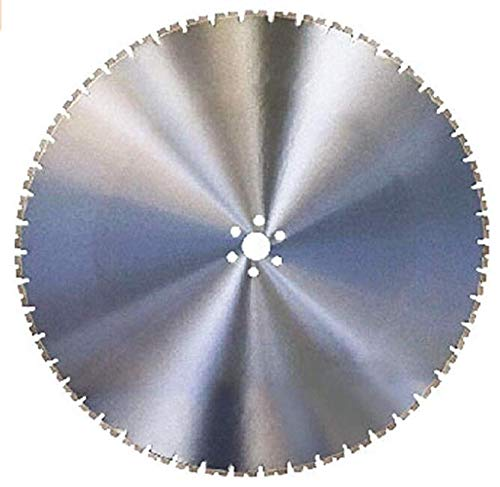 Kingthai 32 inch Diamond Wall Saw Blade for Reinforced Concrete with 60 mm Arbor