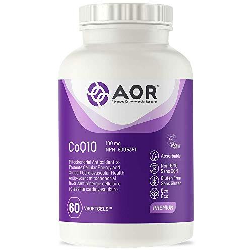 AOR CoQ10 60s