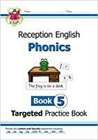 English Targeted Practice Book: Phonics - Reception Book 5