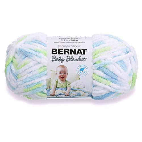 Bernat 65 m 100 g kleine polyester babydeken bal van garen, grappige prints