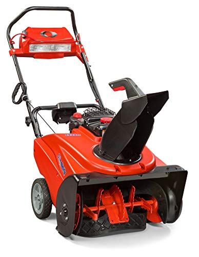 """Simplicity Single Stage Snow Thrower. 22"""" 11.5HP. Model 1696755"""