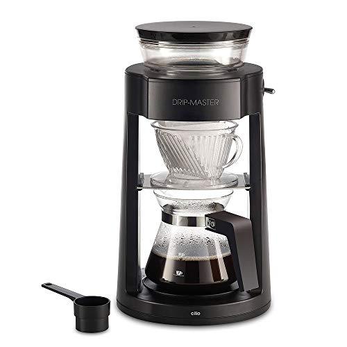 Cilio Kaffee-Filterstation DRIP-MASTER-KP0000343007/schwarz