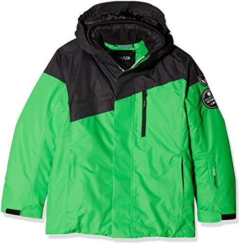 CMP Jungen Jacke Skijacke, Green, 176, 38W0254