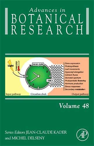 Advances in Botanical Research (Volume 48)