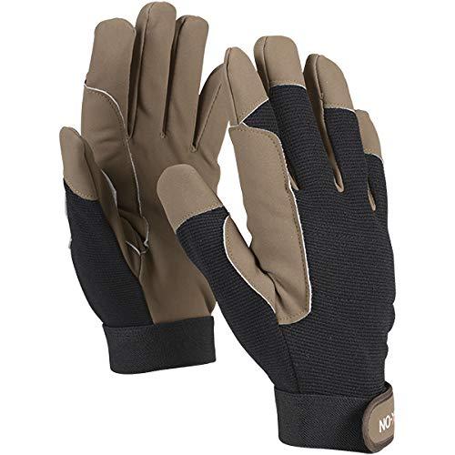 HandschuhMan. Ox-On Extreme Comfort 4304 Climber Handschuhe mit Klettverschluss, Gr. 8-11 (9/L)