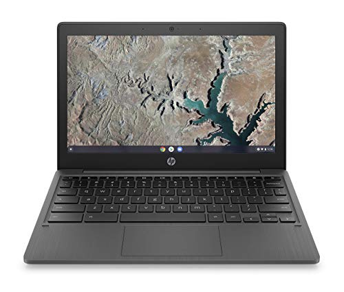 generic 11 inch laptops HP Chromebook 11-inch Laptop, Touchscreen, MediaTek MT8183, MediaTek Integrated Graphics, 4 GB RAM, 32 GB eMMC Storage, Chrome (11a-na0040nr, Ash Gray) (Renewed)