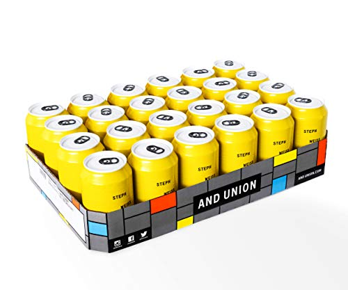 AND UNION Craft Beer - Steph Weiss - 24 x 330ml Dosen - inkl. 6,00€ Pfand