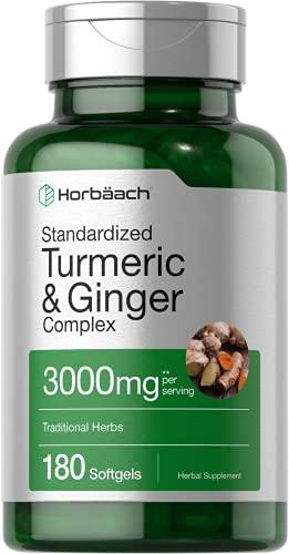 Turmeric Curcumin & Ginger Complex