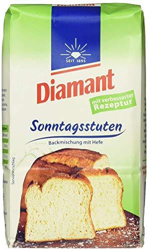 Diamant Sonntagsstuten Brotbackmischung 500g