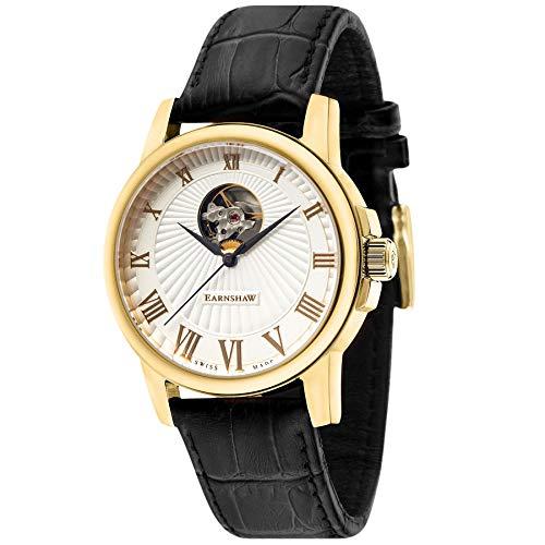 Thomas Earnshaw Beagle - Reloj automático suizo, ES-0036-04