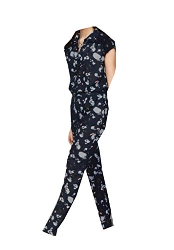 VERO MODA Jumpsuit Overall Einteiler Damenoverall NEU blau XS S M XL