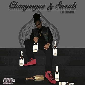 Champagne & Sweats