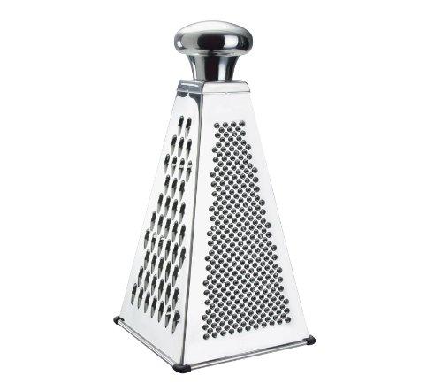 Küchenprofi Reibe-1004452800, Edelstahl, Silber, One Size