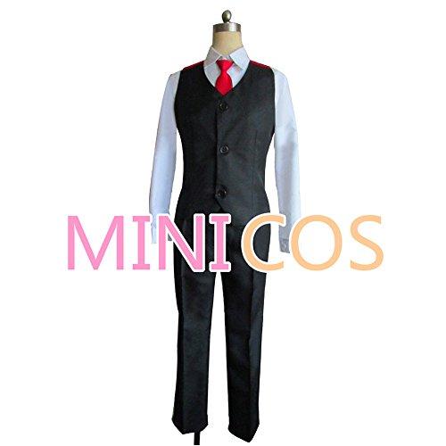 『【男性LLサイズ】コスプレ衣装 血界戦線 クラウス・フォン・ラインヘルツ 風 【MINICOS】』のトップ画像