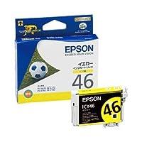 (業務用セット) エプソン(EPSON) インクカートリッジ イエロー 型番:ICY46 単位:1個 【×3セット】 ds-1643834