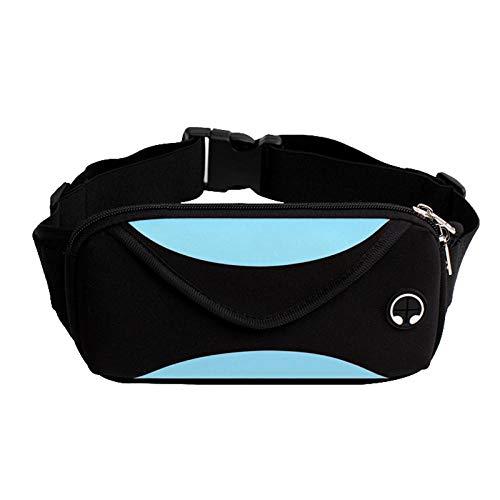 Shoutime hardlopen, sportzakken, multifunctioneel, waterdicht, mini, fitnessapparatuurtas, elastische zakken, ademende fietstassen