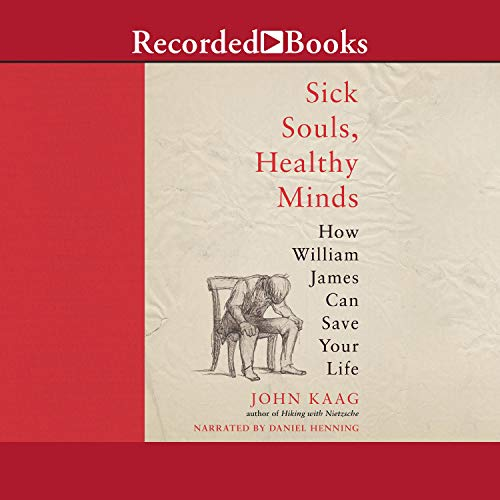 Sick Souls, Healthy Minds audiobook cover art