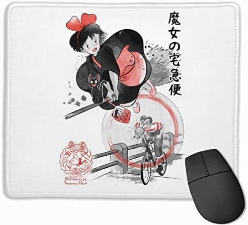 Muismat Kikis Delivery Service Sumie Bureau Mousepad 118 x 98 inch antislip rubberen basis toetsenbord pad mat voor computerlaptop