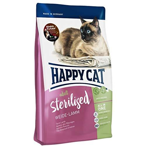 Happy Cat Supreme Sterilised Weide-Lamm, 1.4 kg