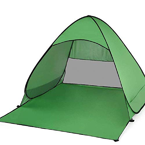 WY-YAN Automatic Instant Pop-up Climbing Tent, Beach Outdoor Camping Fishing 150 * 165 * 110cm
