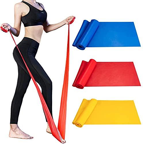 cintas elasticas musculacion mujer pilates Marca Kuyang