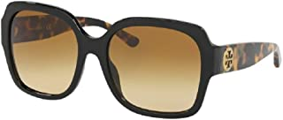 Tory Burch TY7140 Square Sunglasses For Women+FREE Complimentary Eyewear Care Kit