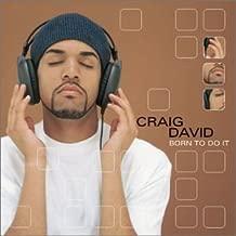 craig david cd