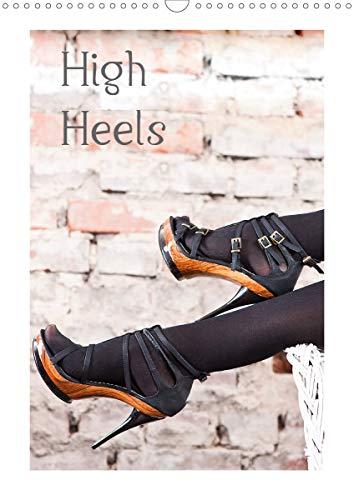 High Heels (Wandkalender 2021 DIN A3 hoch)