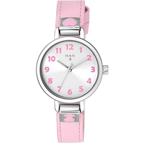 Reloj TOUS NIÑA 900350205 Correa Piel Rosa