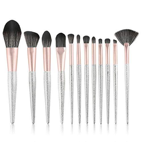 Pinceaux De Maquillage Professionnel 12 Pièces Pour La Photographie De Mariage Maquillage Outils De Beauté Avec L'artiste Sac Brosse Portable