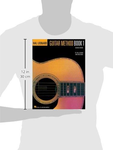 Hal Leonard Guitar Method Book 1: Book Only