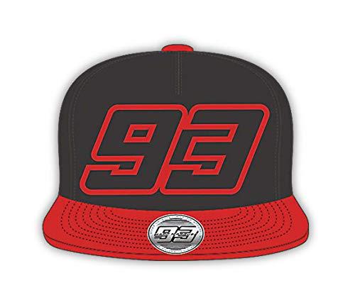 Gorra de Marc Marquez - Lado de Hormiga Big 93