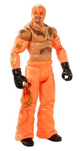 WWE – Summer Slam Heritage Series – Rey Mysterio – Figurine Articulée 16,5 cm