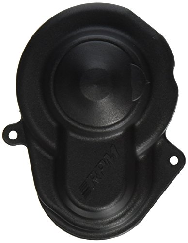 RPM Traxxas Sealed Gear Cover, Black