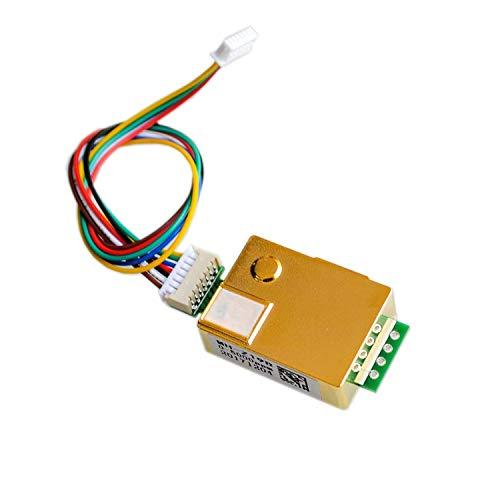 ICQUANZX MH-Z19 Módulo de Sensor infrarrojo de CO2 Sensor de Gas de dióxido de Carbono MH-Z19B para Monitor de CO2 0-5000ppm MH Z19B