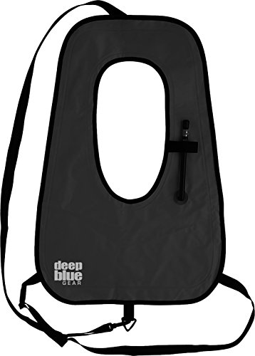 Deep Blue Gear Snorkel Vest