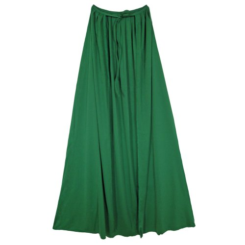 """SeasonsTrading 48"""" Adult Green Cape - Halloween Costume Party Dress Up"""